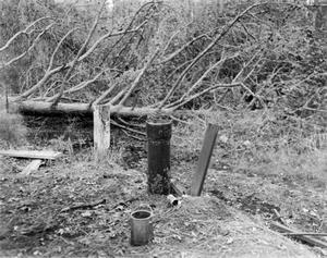 Primary view of object titled '[Site of Oil Springs]'.