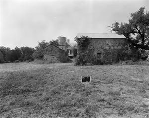 Primary view of object titled '[Hamilton House, (Out Buildings)]'.