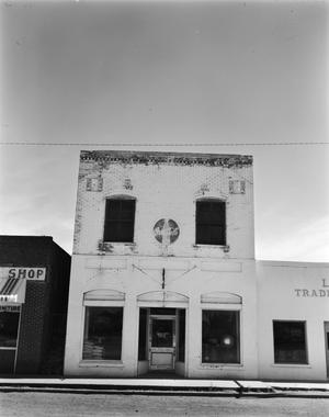 Primary view of object titled '[Marfa State Bank]'.