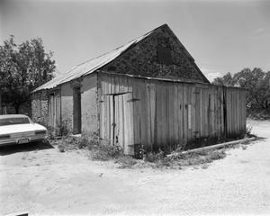 Primary view of object titled '[Old Lewis Martin House, (North oblique)]'.
