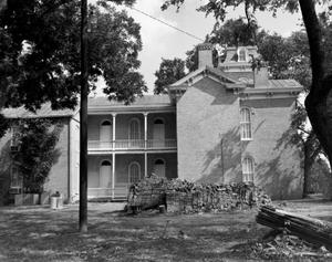 Primary view of object titled '[John Wesley Mann House]'.