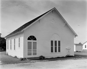 Primary view of object titled '[Methodist / Presbyterian / Brethren Church]'.