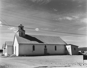 Primary view of object titled '[Church / School]'.