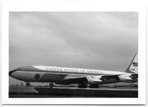 Primary view of object titled 'Air Force One'.