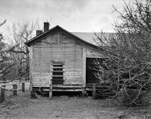 Primary view of object titled '[Oliphant House, (Rear addition - North)]'.