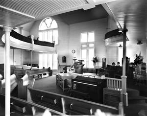 Primary view of object titled '[Zion Hill First Baptist Church]'.