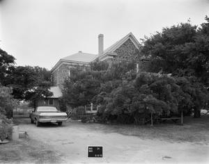 Primary view of object titled '[O.H. Mebus House, (South elevation)]'.