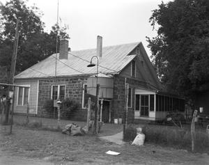 Primary view of object titled '[George Nebgen House, (West)]'.