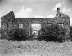 Primary view of object titled '[William Jordan House, (South elevation)]'.