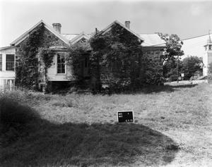 Primary view of object titled '[Hamilton House, (North elevation)]'.