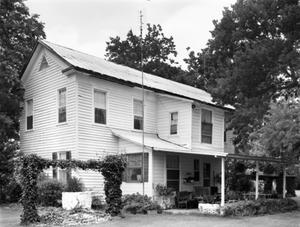 Primary view of object titled '[Griffith House, (Southeast)]'.