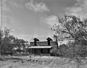 Primary view of object titled '[Martin V. Hoover House, (South elevation)]'.