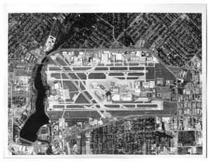 Primary view of object titled 'Aerial Shot of Airport'.