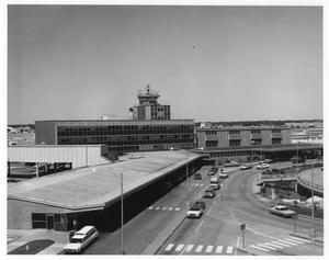 Primary view of object titled 'Airport Exterior'.