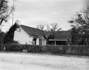 Primary view of object titled '[Historic Property, Photograph THC_03-1007]'.