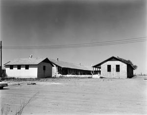 Primary view of object titled '[Camp Marfa-Fort D.A. Russell]'.