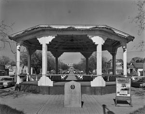 Primary view of object titled '[Band Shell]'.