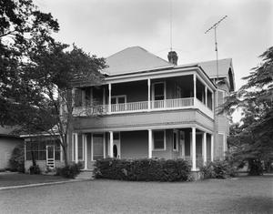 Primary view of object titled '[Tom Marris House]'.