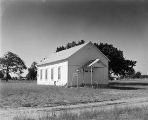Primary view of object titled '[Bethel Methodist Church, (West)]'.