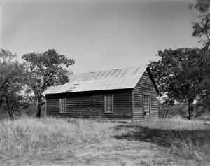 Primary view of object titled '[Brown School, (Northwest view)]'.