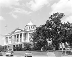 Primary view of object titled '[Anderson County Courthouse, (Main facade)]'.