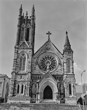 Primary view of object titled '[Saint Mary's Cathedral]'.