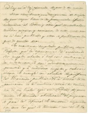 Thumbnail Image Of Item Number 3 In: U0027[Letter From Mariano Arizcorreta To  Valentin