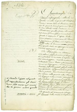 Primary view of [Manifiesto de Liorna.]