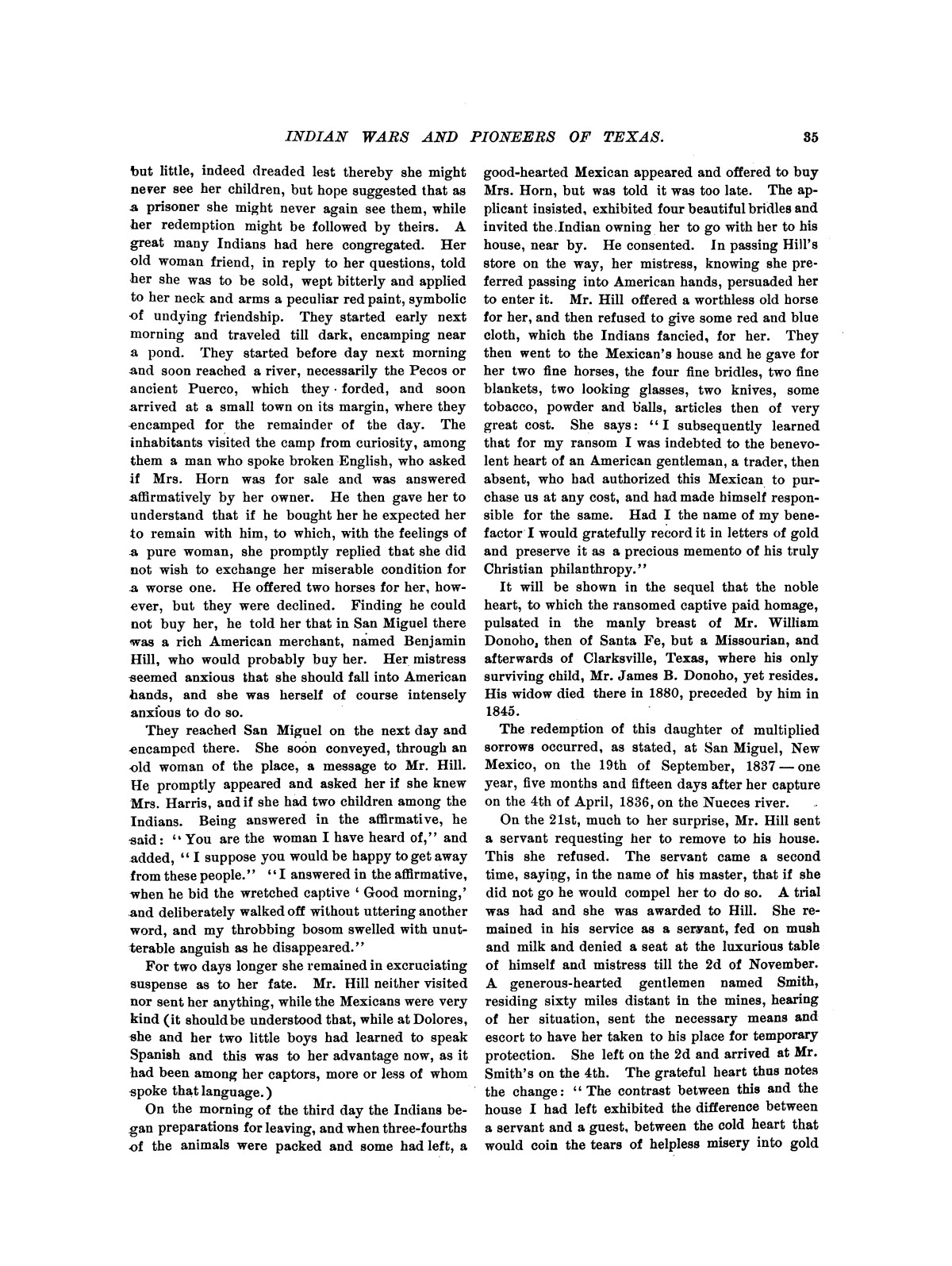 Indian wars and pioneers of Texas / by John Henry Brown.                                                                                                      [Sequence #]: 42 of 894
