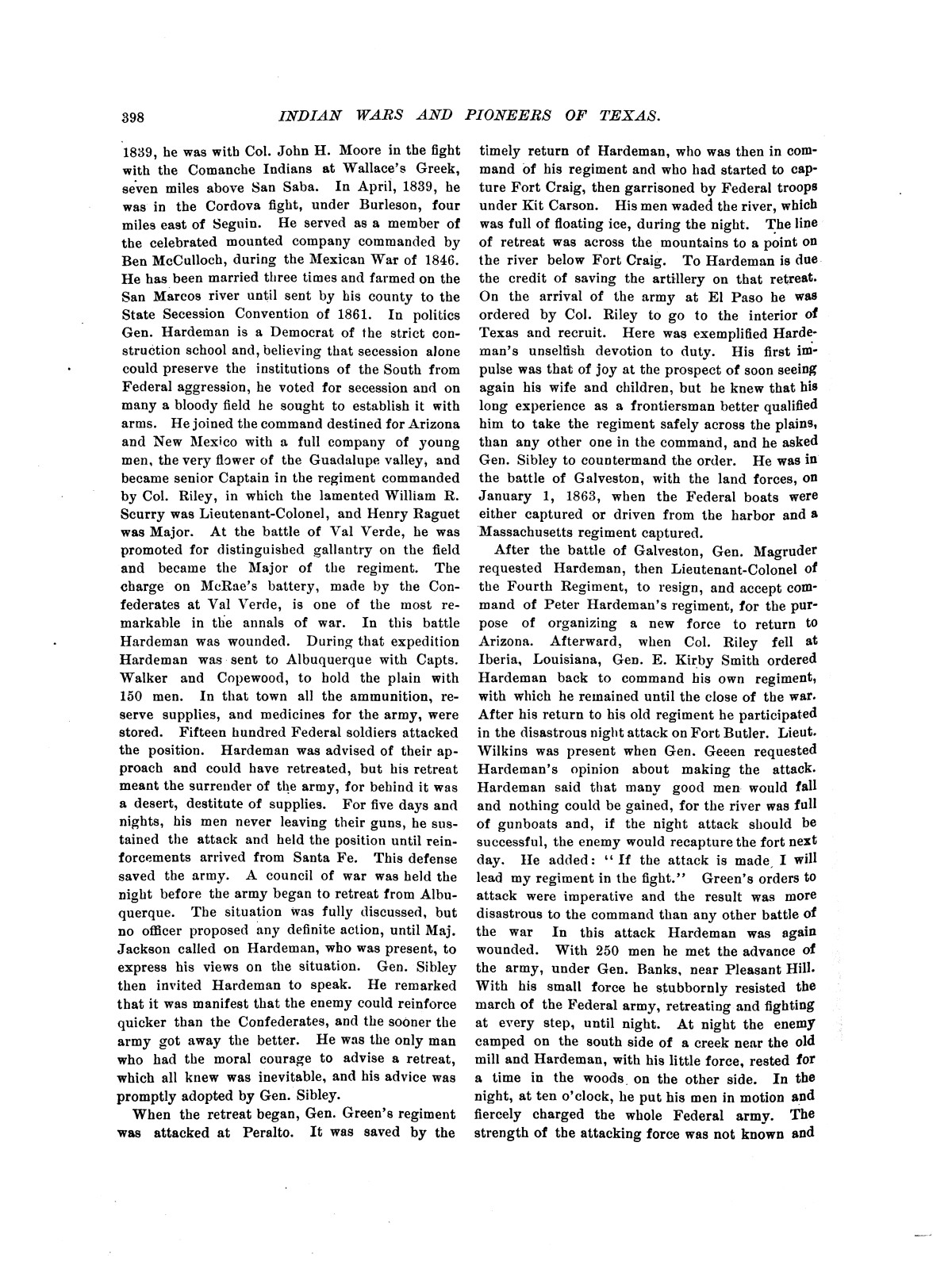 Indian wars and pioneers of Texas / by John Henry Brown.                                                                                                      [Sequence #]: 475 of 894