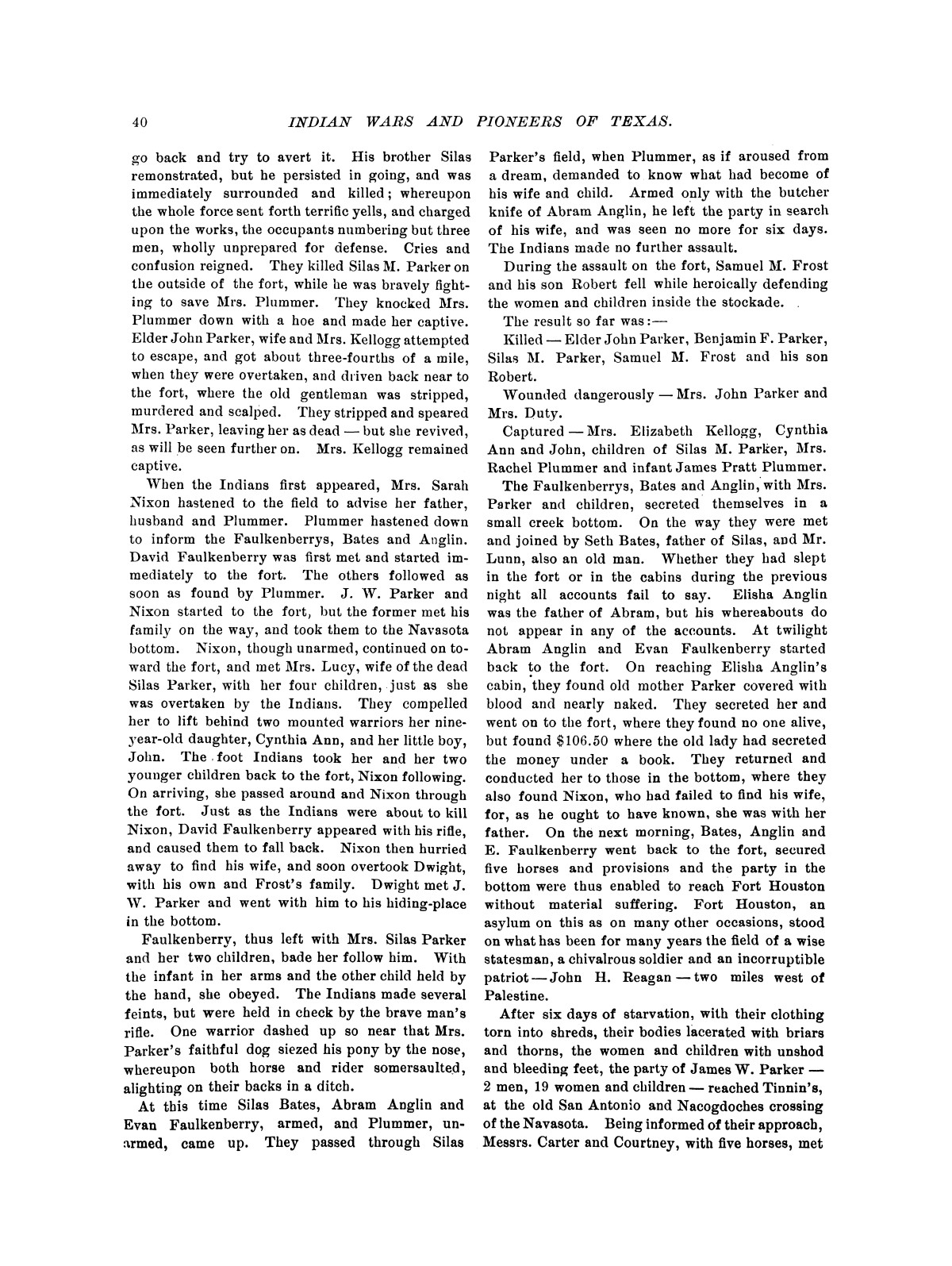 Indian wars and pioneers of Texas / by John Henry Brown.                                                                                                      [Sequence #]: 48 of 894