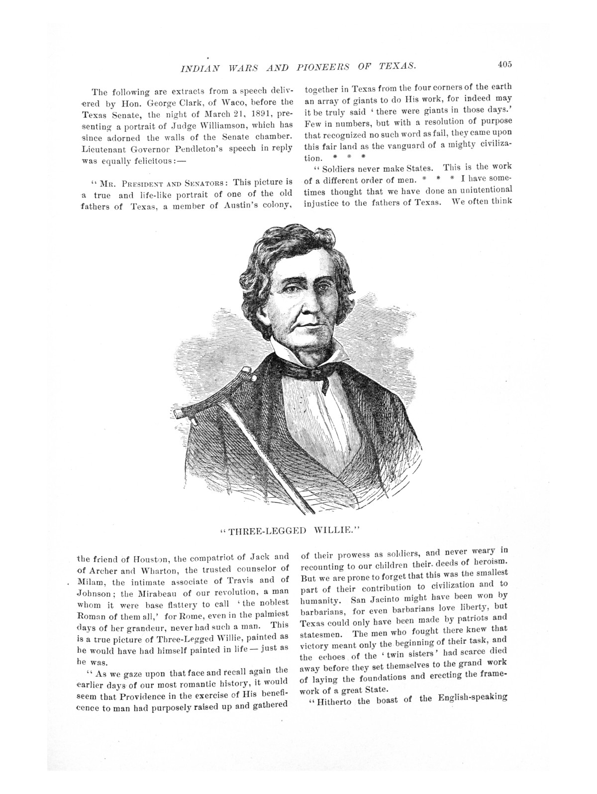 Indian wars and pioneers of Texas / by John Henry Brown.                                                                                                      [Sequence #]: 482 of 894