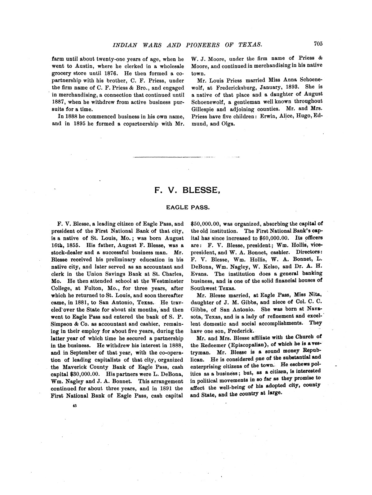 Indian wars and pioneers of Texas / by John Henry Brown.                                                                                                      [Sequence #]: 816 of 894