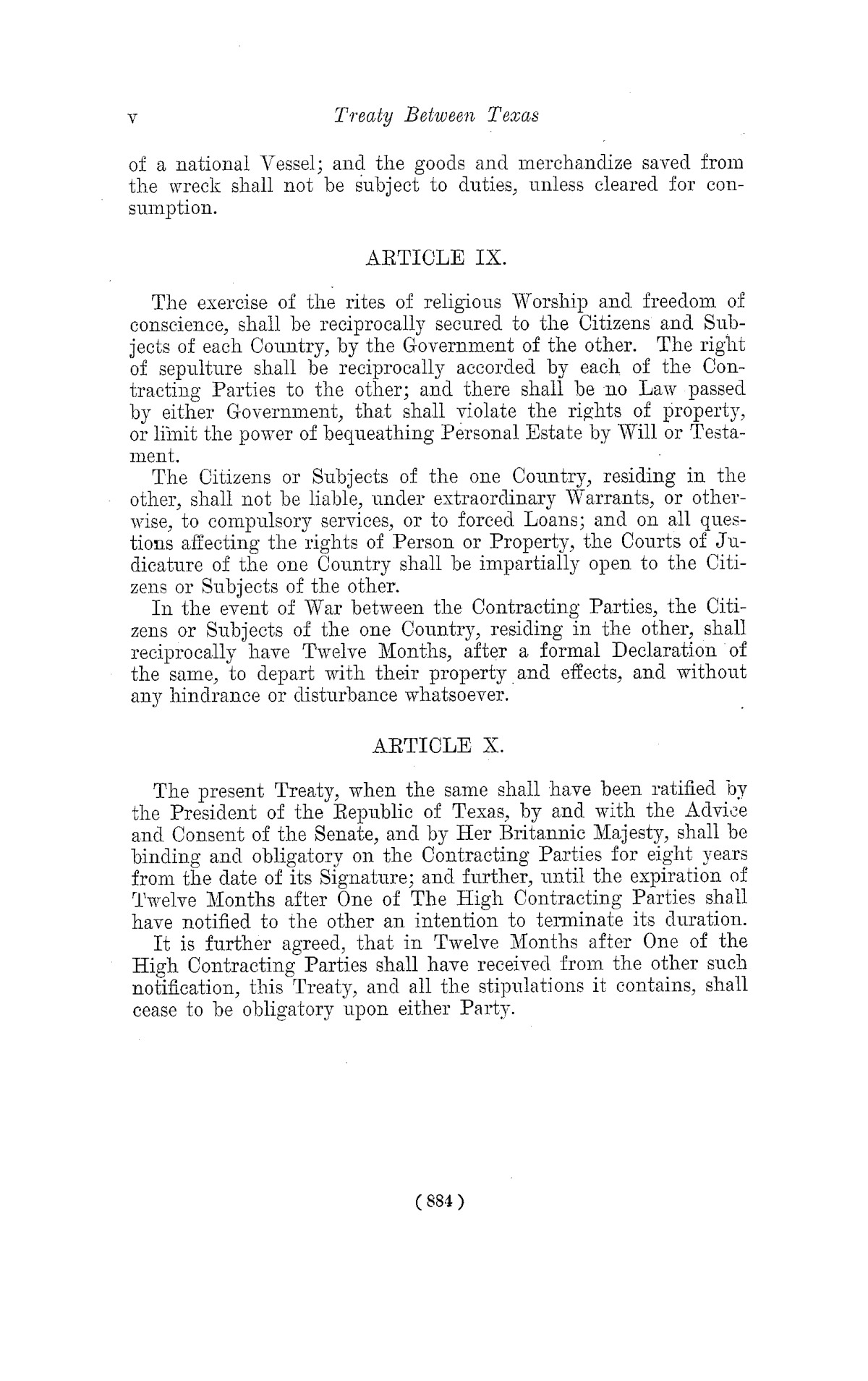 The Laws of Texas, 1822-1897 Volume 2                                                                                                      884