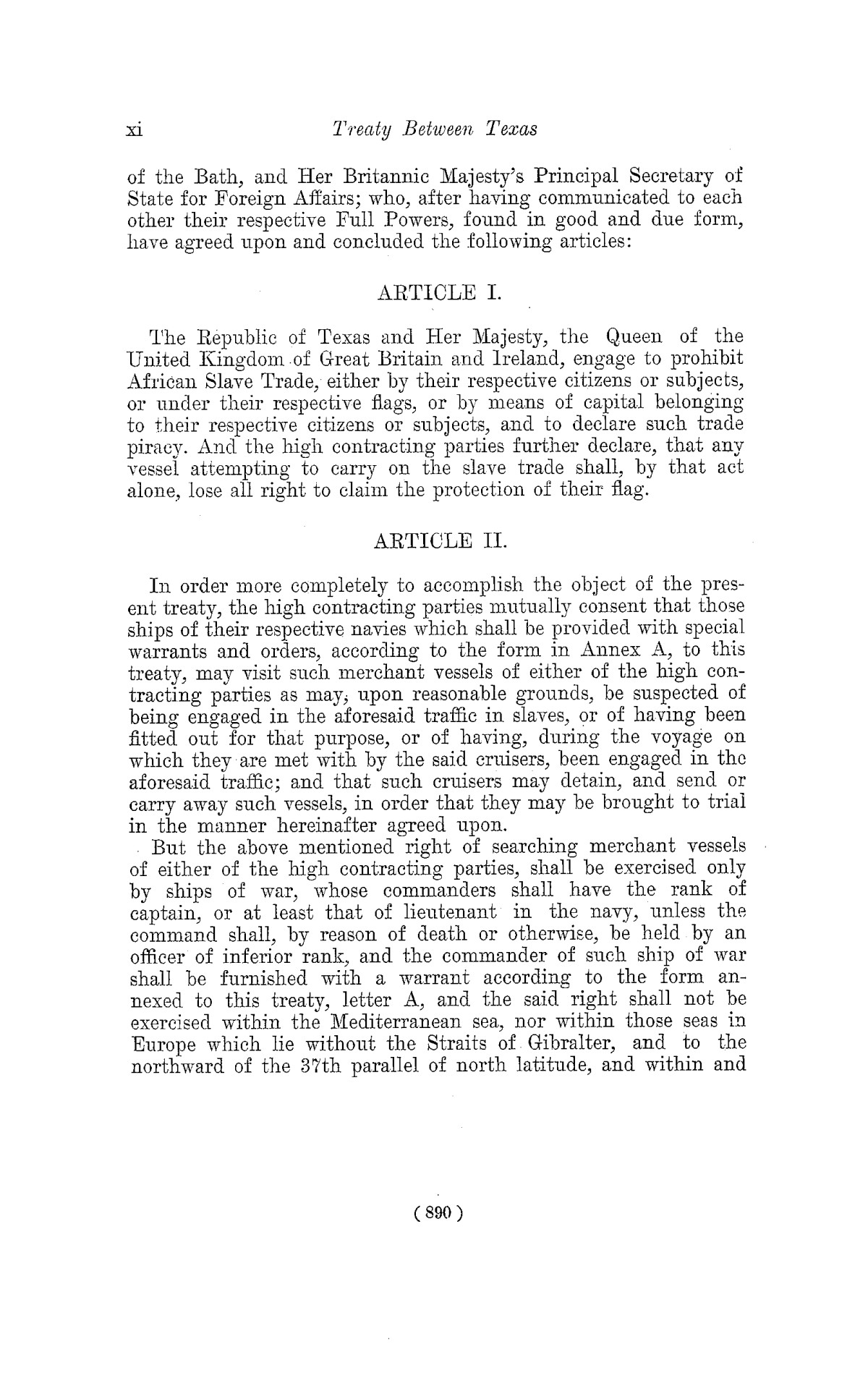 The Laws of Texas, 1822-1897 Volume 2                                                                                                      890