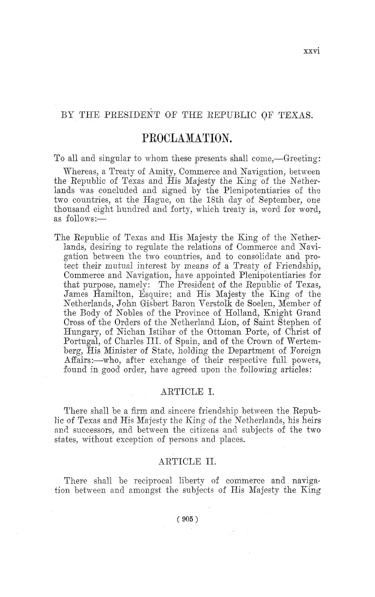 The Laws of Texas, 1822-1897 Volume 2                                                                                                      905