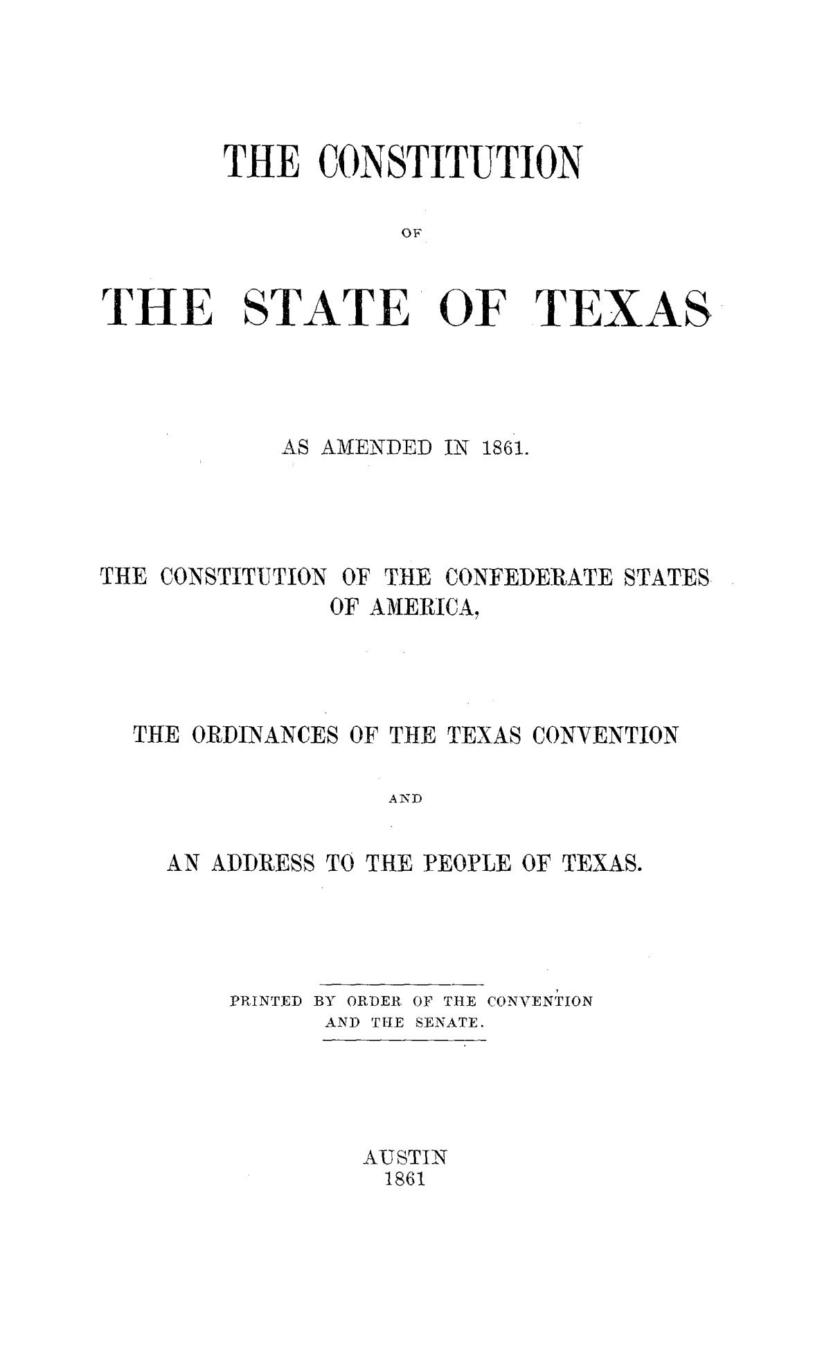 The Laws of Texas, 1822-1897 Volume 5                                                                                                      C