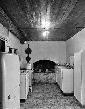 Primary view of object titled '[Los Ojuelos Ranch, (Kitchen detail)]'.