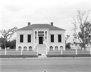 Primary view of object titled '[T.H. Mathis House]'.