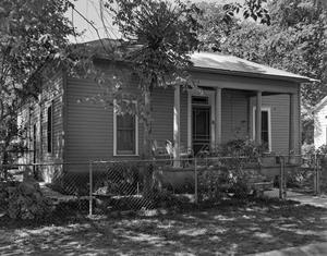 Primary view of object titled '[Historic Property, Photograph THC_06-0740]'.