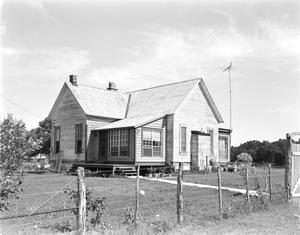 Primary view of object titled '[Ed. Mansfield Residence]'.