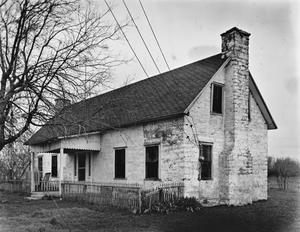 Primary view of object titled '[Gunsten Grimland House, (Northwest oblique)]'.