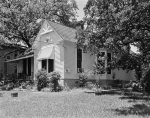 Primary view of object titled '[Historic Property, Photograph THC_07-0153]'.
