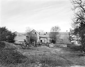 Primary view of object titled '[Cotton Gin, (East elevation)]'.