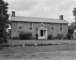 Primary view of object titled '[Pool-Tibbs House]'.