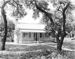 Primary view of object titled '[Johnson Residence]'.