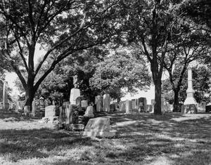Primary view of object titled '[State Cemetery]'.