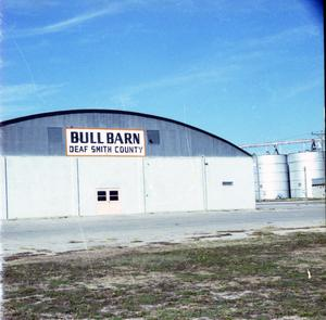 [Deaf Smith County Bull Barn]