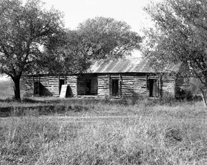 Primary view of object titled '[Kyle Log House]'.