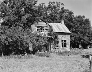 Primary view of object titled '[Dr. Becker House, (East facade)]'.